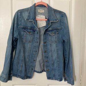 Current Elliot denim jean jacket